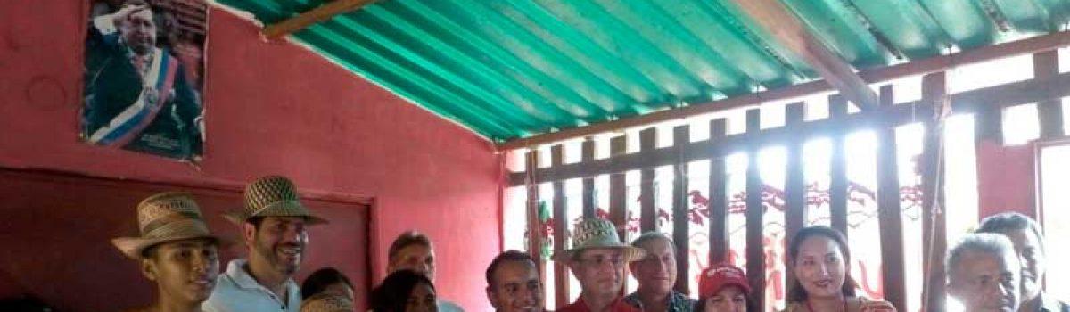 Realizadas  Mesas de Trabajo con comunidades indígenas cercanas a las minas Paso Diablo y Mina Norte en Zulia