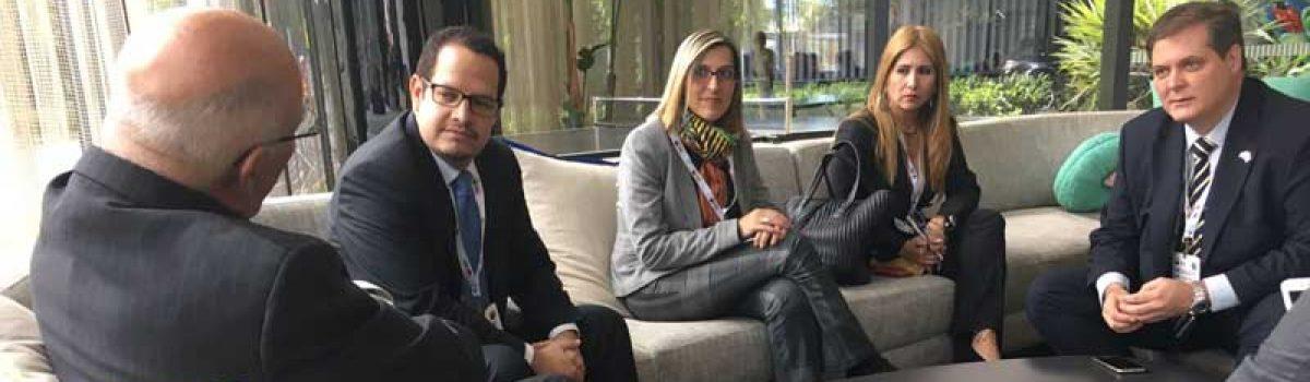 Gobierno Bolivariano promovió oportunidades de inversión minera en Australia