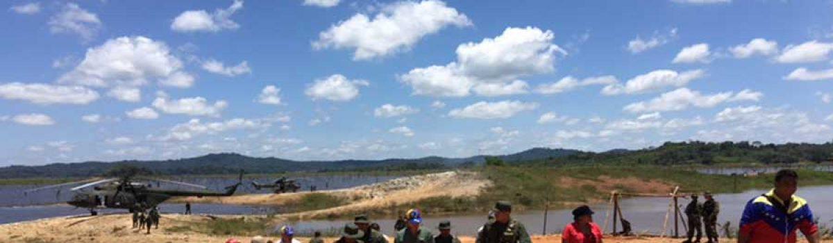 Iniciado programa de recuperación de la cuenca del río Caroní