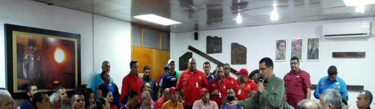 Gobierno Bolivariano acelerará Plan de Organización y Regularización  de la pequeña minería