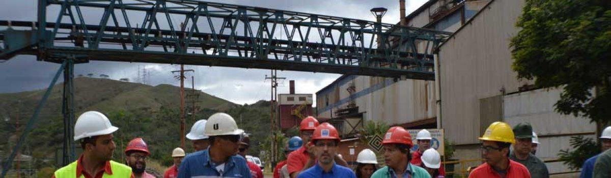 Motor Minería apuntala plan de reactivación de Loma de Níquel
