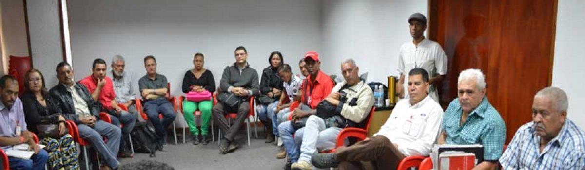 Presentan plan de abordaje social para poner en marcha Proyecto Siembra Minera en Bolívar