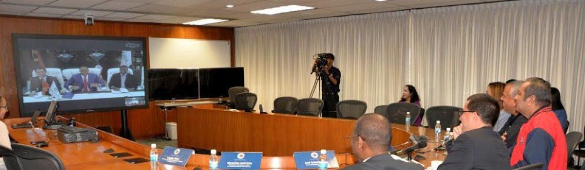 Venezuela y Angola fortalecen alianzas para el impulso del sector diamantífero nacional