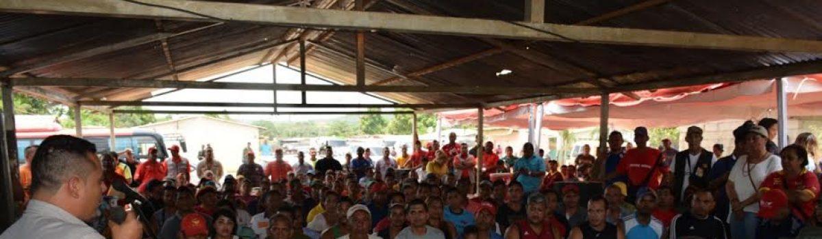 Gobierno Nacional acelera legalización de brigadas mineras de La Ramona en El Callao