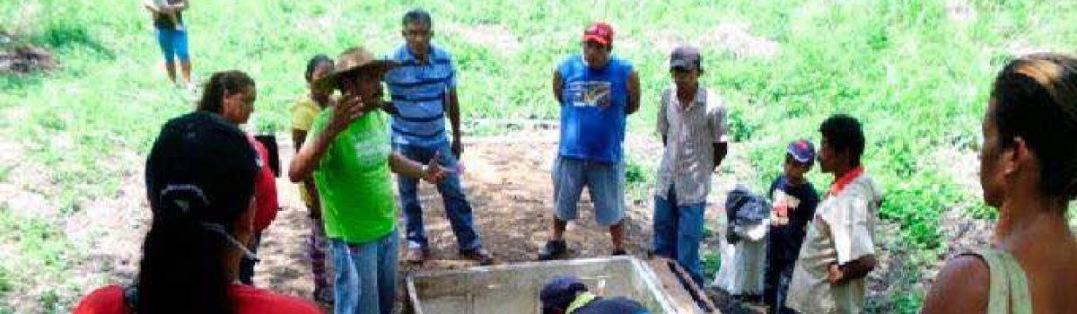 Misión Piar capacitó a pobladores de Miranda en el procesamiento artesanal de la arcilla