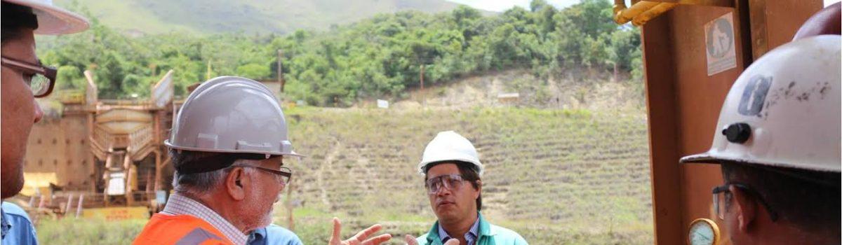 Autoridades evalúan condiciones de Loma de Níquel para reimpulsar su producción