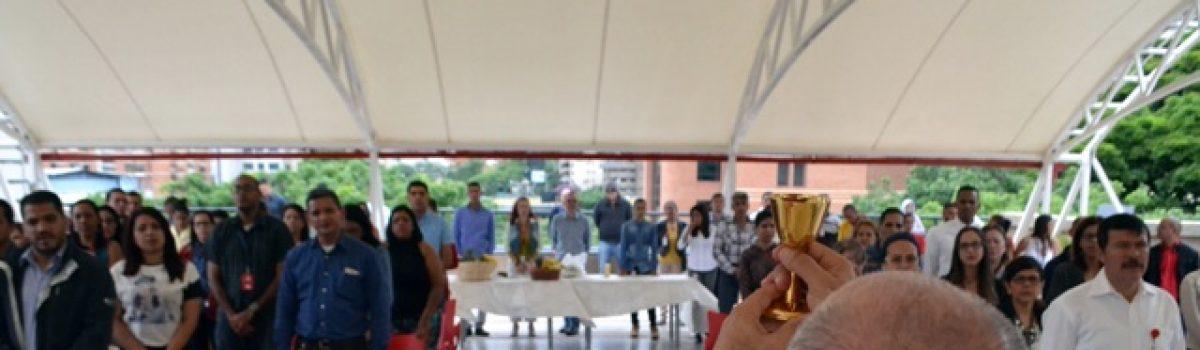 Celebrada misa en conmemoración al 1er aniversario del Ministerio del Poder Popular de Desarrollo Minero Ecológico