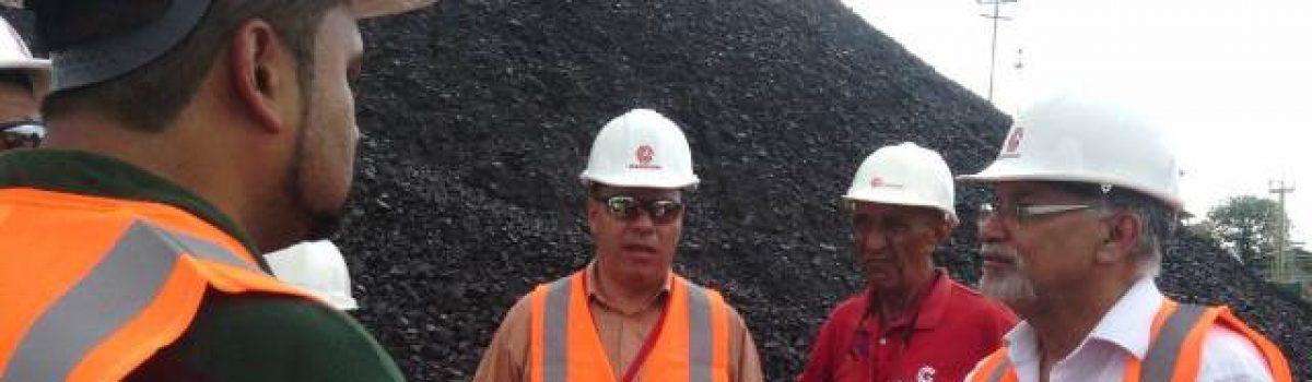 45 mil toneladas de carbón impulsan al Motor Minería