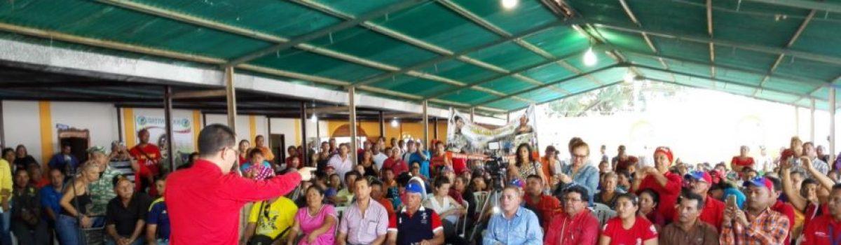 Poder Popular minero se organiza para la Constituyente