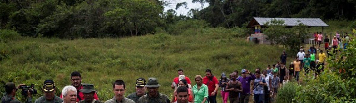 Asamblea para acelerar regularización de la pequeña minería en Mina María Catalina