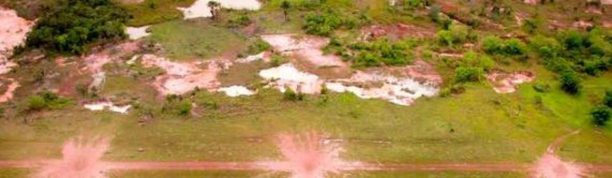 Ejecutivo Nacional inhabilita pistas clandestinas usadas para contrabando de minerales