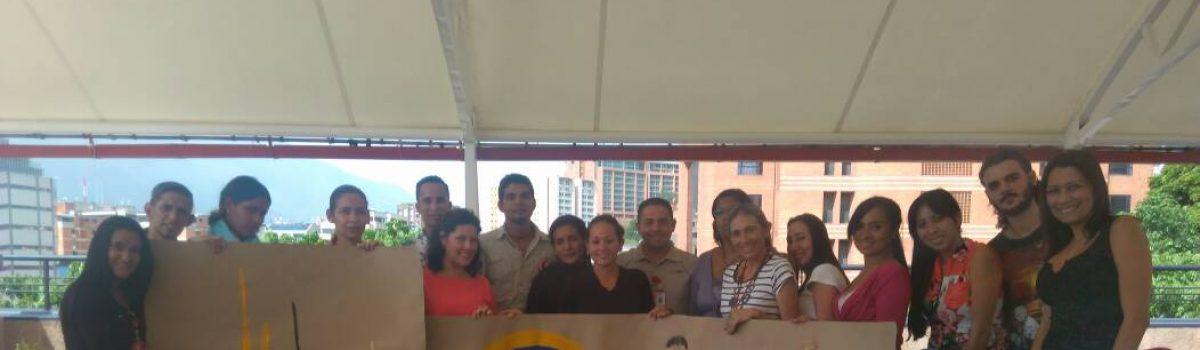 Trabajadores y trabajadoras de Mppdme recibieron curso de sténcil