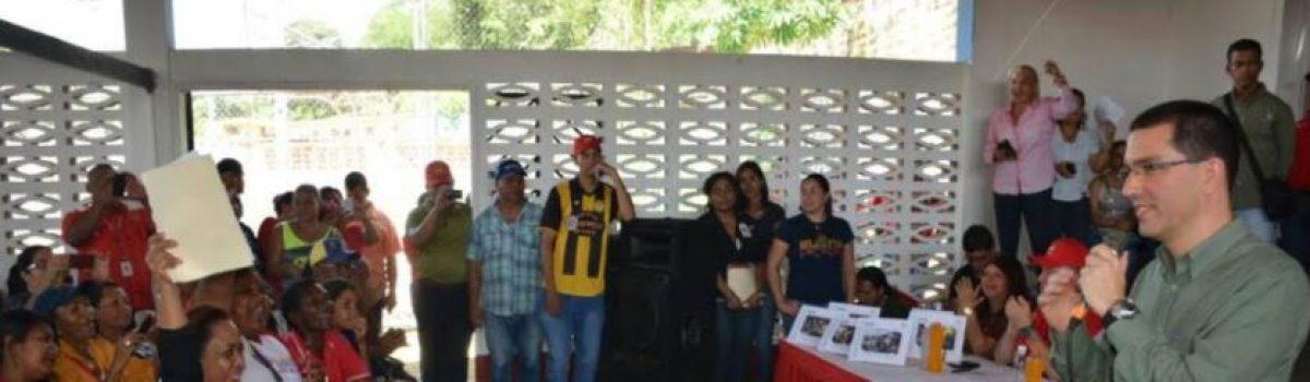 Trabajadoras de la minería respaldan la Constituyente en 1er Encuentro de Mujeres Mineras