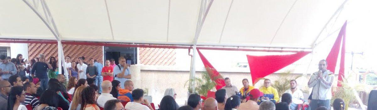 Conversatorio sobre la Asamblea Nacional Constituyente se realizó en el Mppdme