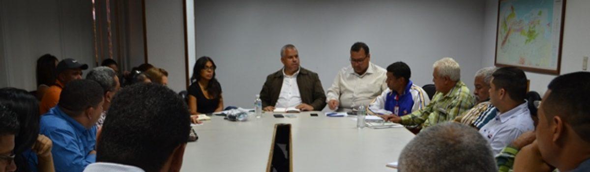 Gobierno Nacional y Consejo Popular Minero siguen avanzando en planes para desarrollar la Pequeña Minería