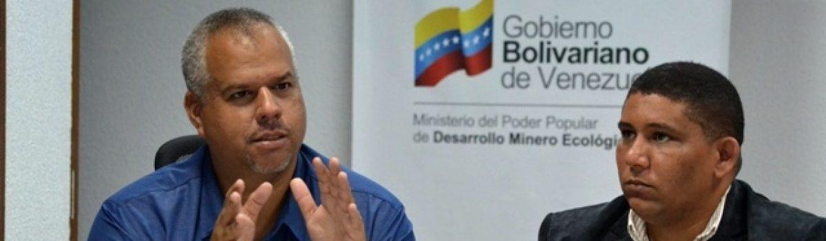 Instalado Consejo Directivo de la Fundación Misión Piar para garantizar la protección social de los pequeños mineros