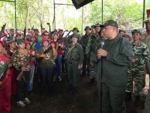 F6 Pueblo Minero participó en Ejercicio Soberanía Bolivariana 2017