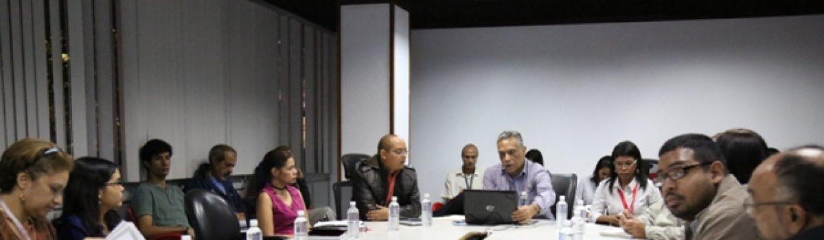 Realizada I reunión para la creación de un Comité de Información e Indicadores Sectoriales de Economía