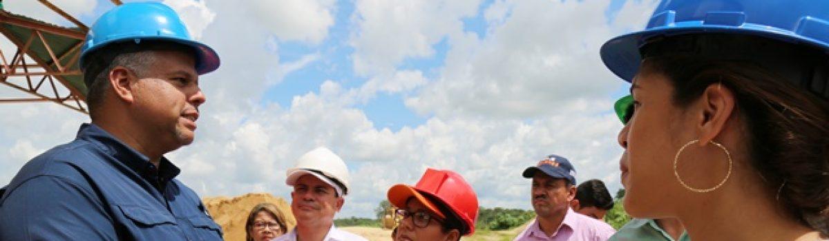 Crean en Cojedes empresa mixta para reimpulsar producción de Feldespato
