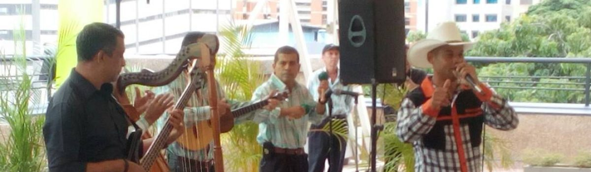 Con música llanera trabajadores del Mppdme rinden homenaje a Hugo Chávez por su cumpleaños 63
