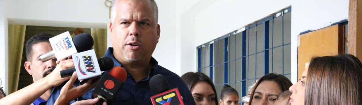 Ministro Cano felicitó alta participación del pueblo durante comicios regionales