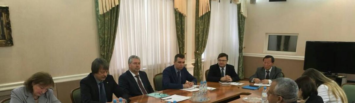Venezuela y Rusia coordinan alianza científico-técnica  por una minería responsable en el país