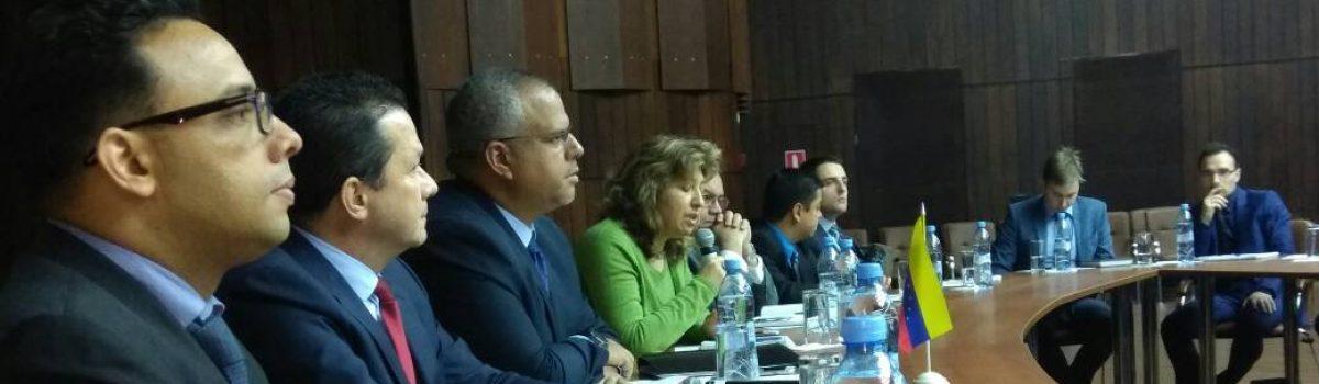 Instalan mesa de trabajo de la Comisión de Alto Nivel Rusia-Venezuela para acuerdos económicos