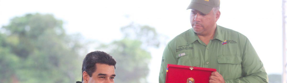 CVM asumirá gestiones de inversión, aprovechamiento y alianzas en el Arco Minero del Orinoco