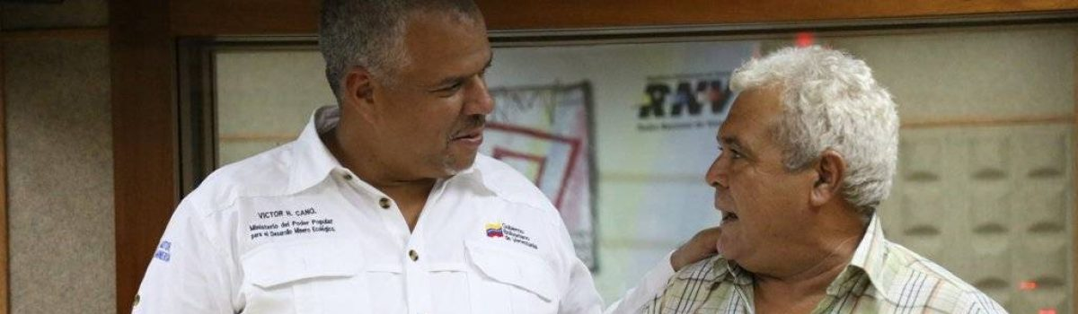 Luis Romero cumplió un importante papel en la pequeña minería