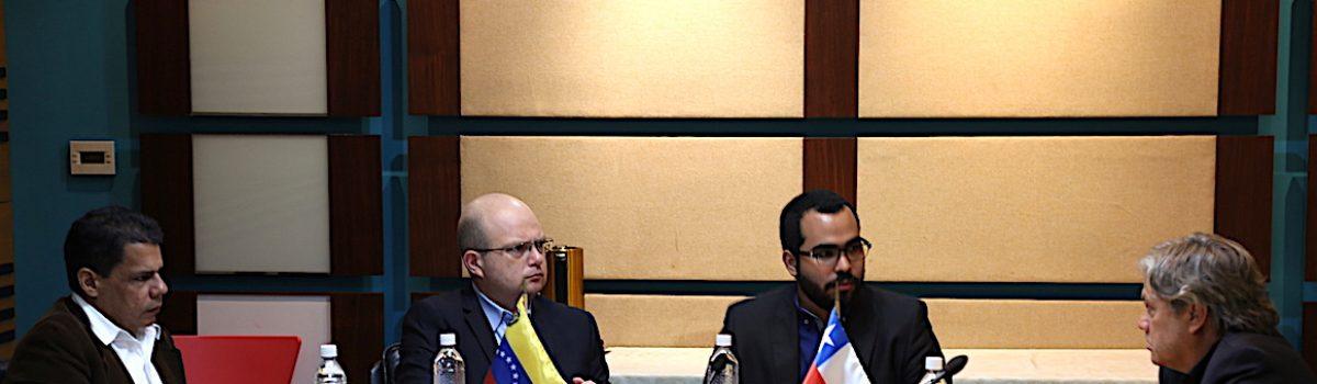 Chile brindará apoyo al desarrollo minero en Venezuela