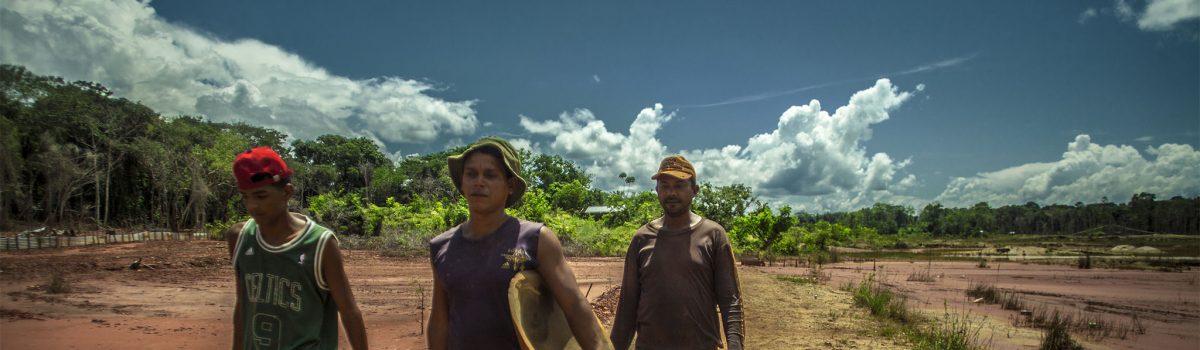 """Andrés Antillano: """"Arco Minero viene a dar coherencia a una actividad minera que estaba al garete"""""""
