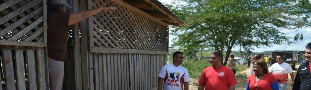 Instalada primera Casa de Atención Social a la Familia Minera en el estado Bolívar