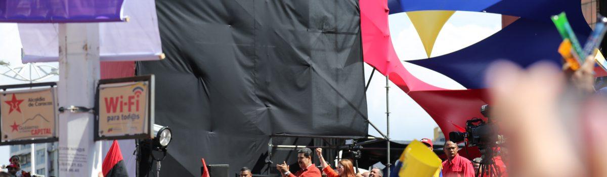 Motor Minero respaldó candidatura del presidente Maduro ante el CNE
