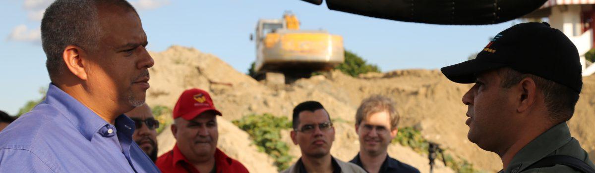 Arco Minero aportó, entre enero y febrero, el 44 % del oro arrimado al BCV en 2017