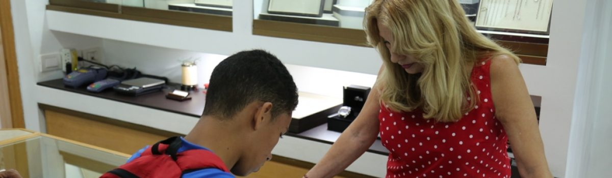 Plan Chamba Juvenil Minero iniciará identificación de centros joyeros en Miranda