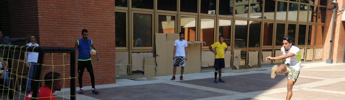 Trabajadores del Mppdme disfrutaron de jornada de fútbol sala y bailoterapia