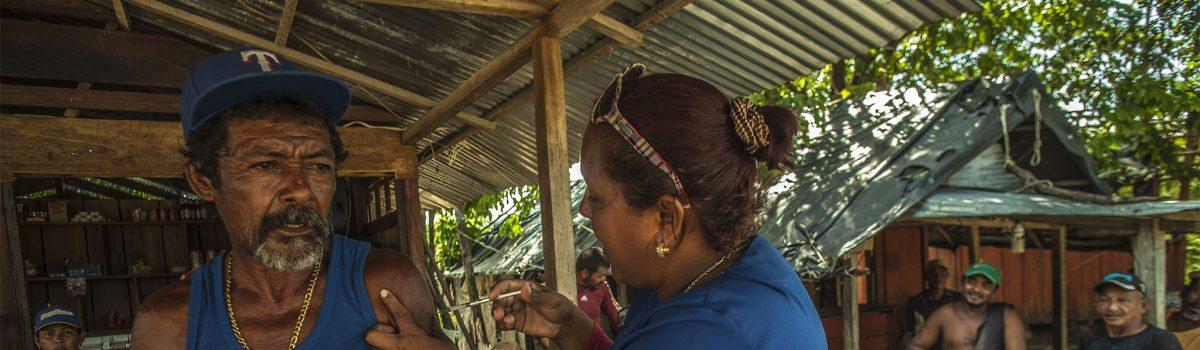 Venezuela fortalece acciones para acabar el paludismo en zonas mineras