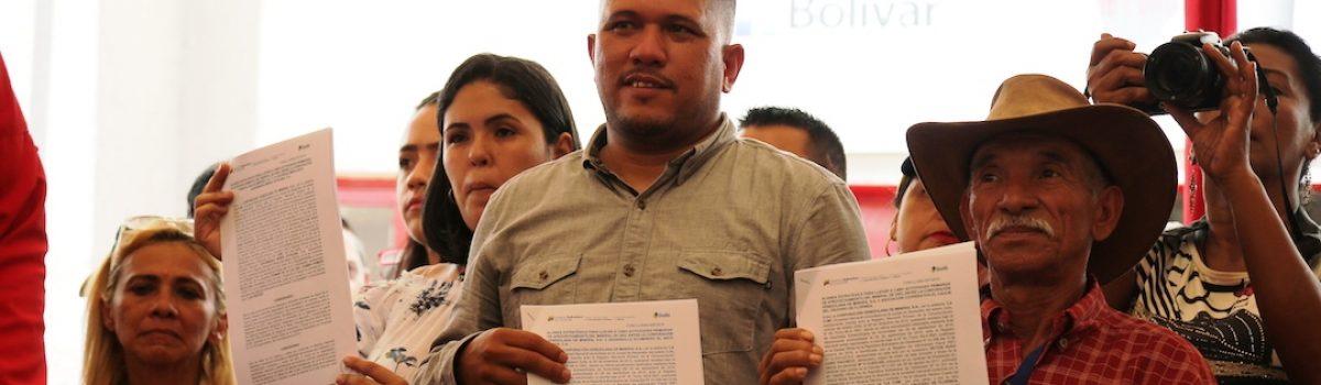 Venezuela estableció 195 nuevas alianzas con la pequeña minería para optimizar producción de oro