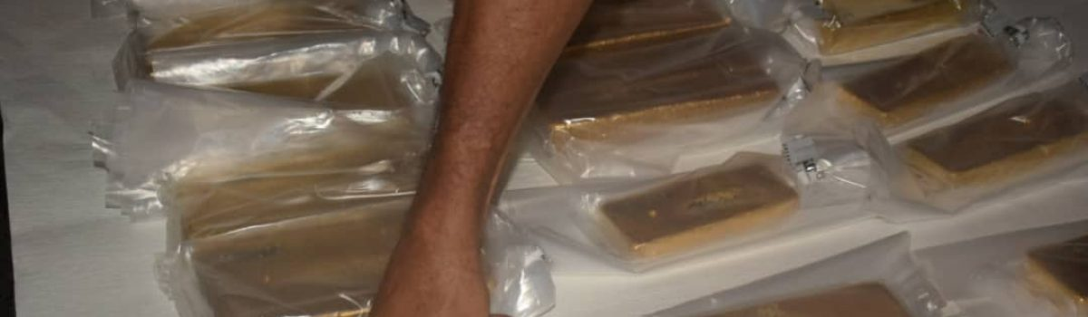 252 kilos de oro arrimó pequeña minería al BCV en undécimo despacho