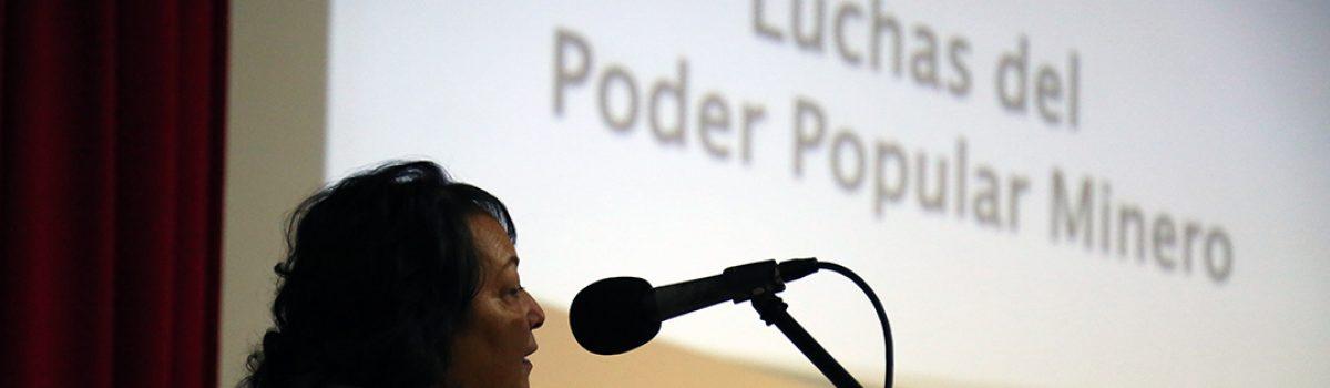 País Minero tomó la palabra en Seminario de Políticas Públicas y Organización Productiva
