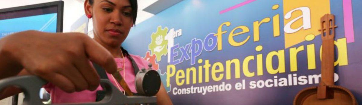 Fuerza laboral minera conoció avances del sistema penitenciario venezolano