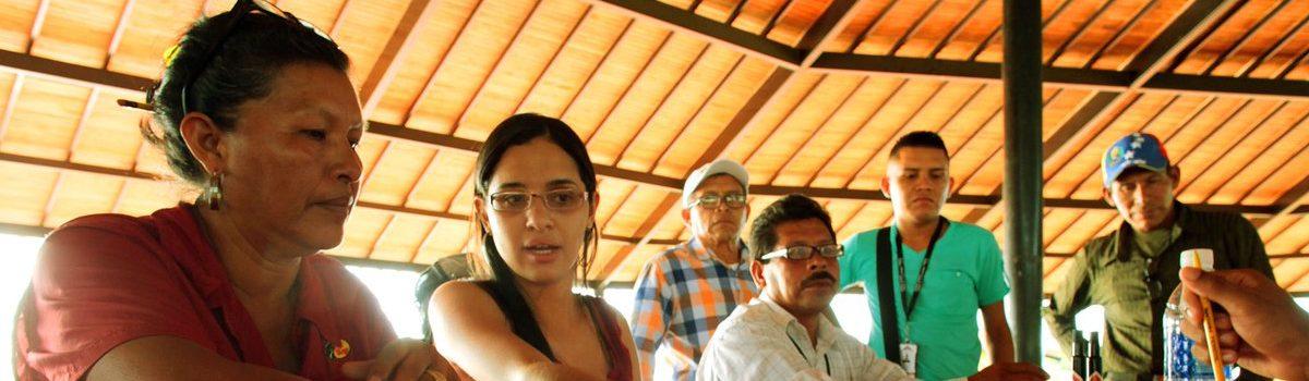 Aloha Núñez: Participación de los pueblos indígenas garantiza preservación de la Orinoquia