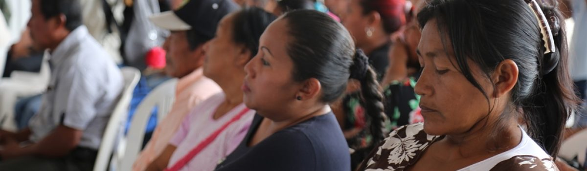 Pueblo indígena pemón traza plan para garantizar protección ambiental en el Arco del Orinoco
