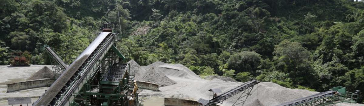 Afianzan proyectos mineros responsables en el estado Miranda