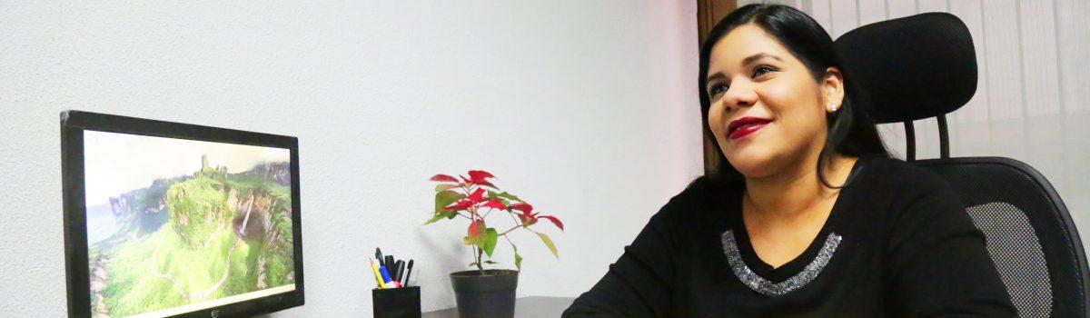 Designan a Andreína Oliveros como fiscala nacional minera