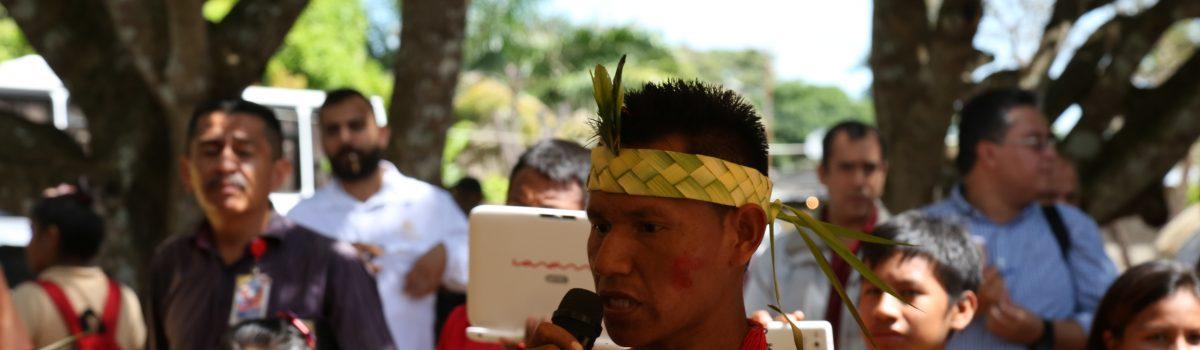 Pueblos indígenas participan en planificación de proyectos para producir coltán