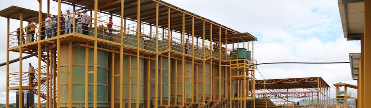 Venezuela inaugura nueva planta de extracción de oro en el Arco Minero del Orinoco
