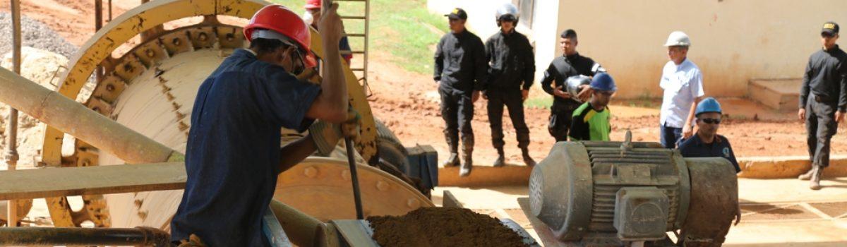 """""""Todos en La Lucha"""": instalación de nuevas tecnologías mineras"""