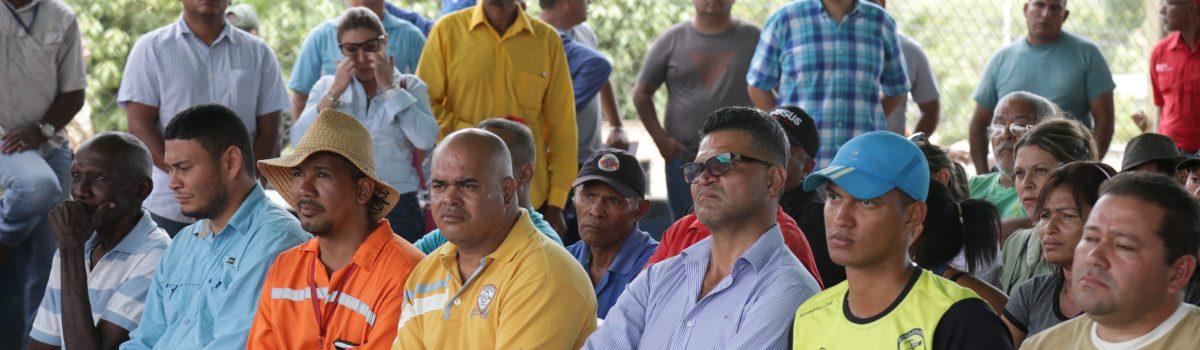 Consejo Popular Minero condena intento de golpe de Estado contra Venezuela