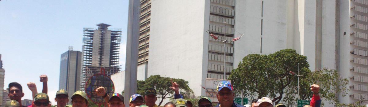 Motor Minero se movilizó en contra de ataques al sector eléctrico